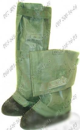 Бахилы озк Рост 1. Ткань бцк Цвет: зеленый Бахилы с герметичными проклеенными швами Размеры: 41-42, фото 2