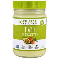 Primal Kitchen, Майонез з маслом авокадо, 355 мл (12 рідких унцій)