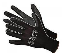 Перчатки защитные Artmas RnitFOAMn kat.2, черный, 8