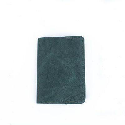Обложка для паспорта из натуральной кожи. Обложка для паспорта ручной работы