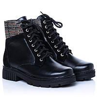 Ботинки La Rose 2271 36(23,4см) Черная кожа, фото 1