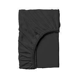 Простынь на резинке 140х200х20 BLACK