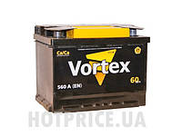 Аккумулятор автомобильный 6СТ-60 Vortex