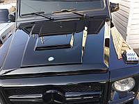 "Накладка на капот- воздухозаборник Mercedes G- class ""кубик"""