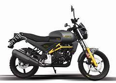 Мотоцикл Forte FT300-CXC черный