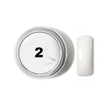 Цветной гель Velena №2 Белый, 5 мл