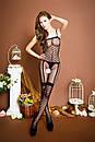 Сексуальная боди-сетка бодистокинг комбинезон/ сексуальное белье/ эротическое белье, фото 2