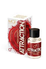Духи с феромонами без запаха мужские MAI MASCULINE PHEROMONES 7 ML