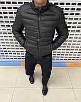 Мужская куртка осенняя в наличии! ЛЮКСОВАЯ МОДЕЛЬ! Стильные и комфортные РАЗМЕРЫ: S-2XL.
