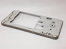 Рамка корпусу з кнопками і динаміком Samsung G531H оригінал б.у., фото 2
