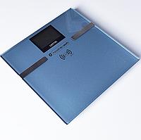 Диагностические весы с Bluetooth, Sanitas SBF, silver, Германия