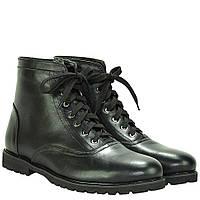 Ботинки La Rose 1055 41( 27,7см) Черная кожа, фото 1