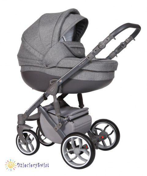 Етская универсальная коляска 2 в 1 Baby Merc Faster Style 3 FllI/163A