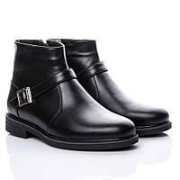 Ботинки La Rose 1080 40 (27см) Черная кожа, фото 1