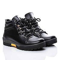 Ботинки La Rose 1081 41( 27,3см) Черная кожа, фото 1
