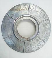 Крышка алюминиевая литая для стерилизации крышек и банок