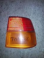 Б/у фонарь задний правий на крило Seat Toledo 1995 склад № 180412