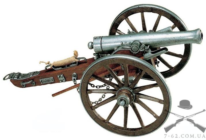 Макет Гармата часів громадянської війни 1861 рік США. Колекційне зброю! (DA)