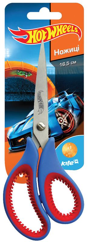 Ножницы детские,16,5см Hot Wheels