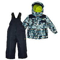 Куртка, полукомбинезон Gusti Zingaro 4906ZWB Синий Размеры на рост 92, 98, 104, 110, 116, 122, 134 см