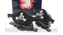 Тормозные колодки передние на Рено Меган 2 (2002-2009)  -> JP GROUP - 4363602810