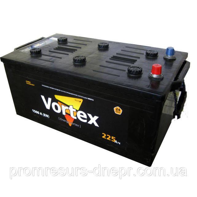 Акумулятор автомобільний 6СТ-225 Vortex