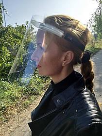 Професійний захисний екран-щиток, маска для обличчя