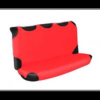 """Чехлы Beltex на автомобильные сидения """" POLO"""", красный на задние сидения без подголовников"""