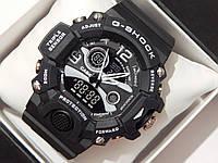 Мужские кварцевые наручные часы Casio G-Shock Triple Sensor