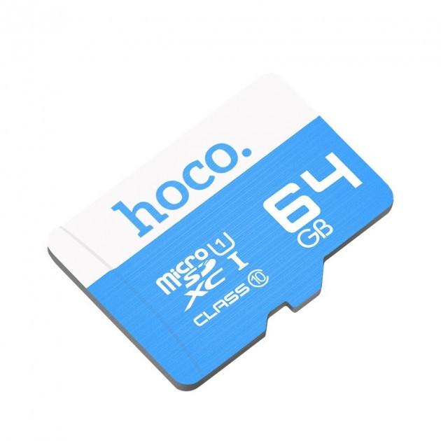 Карта памяти micro HOCO 64GB