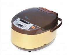Мультиварка Domotec MS 7723G 11 режимов приготовления 5 л Brown