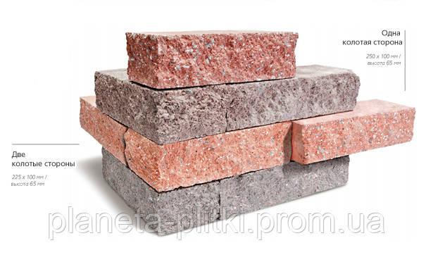 Фасадный камень «Рустик» по выгодным ценам от производителя. (044) 332-0-332