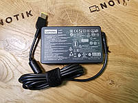 Блок питания для ноутбука Lenovo 65W 20V 3.25A Square (ADLX65SLC2A) ОРИГИНАЛ, фото 3