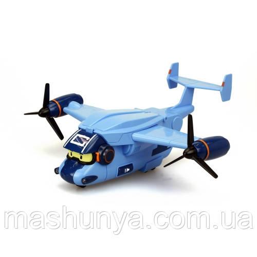 Robocar Poli самолет - перевозчик Кэри 83359 Пром