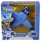 Robocar Poli самолет - перевозчик Кэри 83359 Пром, фото 3