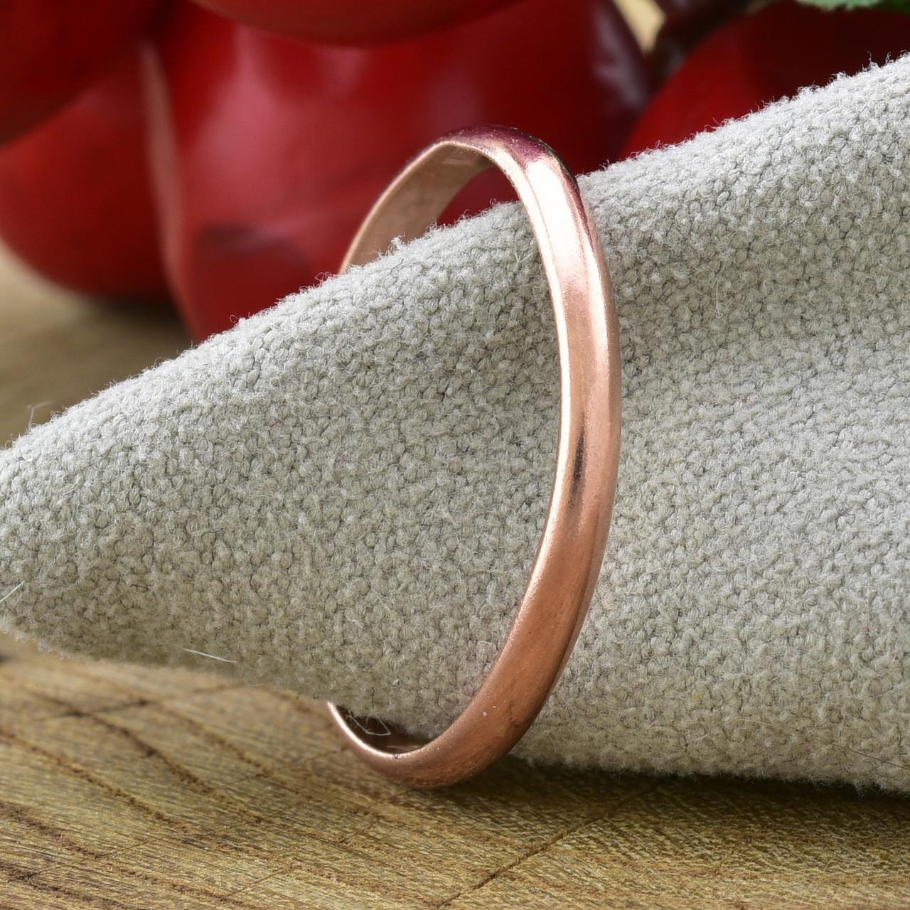 Серебряное Обручальное кольцо с позолотой вес 1.13 г размер 23
