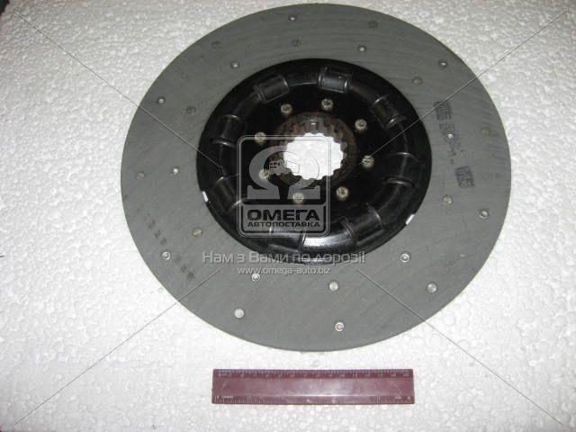 Диск сцепления ведомый ДТ 75 (СМД 18,20,22) (мягкий) (производство ТАРА) (арт. А52.21.000), rqn1