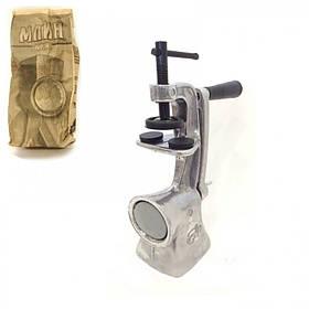 Кофемолка ручная алюминиевая мельница Мрия