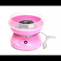 Машина Moltis для приготовления сладкой ваты, Candy Maker из пластика розовый (52518)