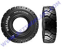 Шина цельнолитая Delasso R101_8.25-15 (Класс шины премиум) резина для вилочных погрузчиков