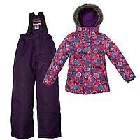 Куртка, полукомбинезон Gusti Zingaro 4871ZWG Розовый Размеры на рост 92, 122, 134 см