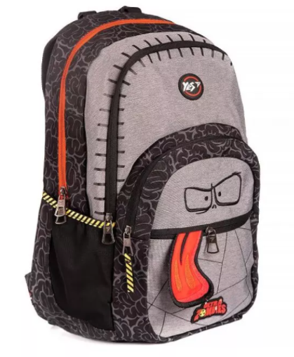 Рюкзак школьный подростковый YES T-85 Zombie