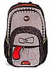 Рюкзак школьный подростковый YES T-85 Zombie, фото 5