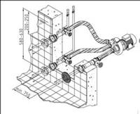 Стеновой массаж Combi-Whirl, на 2 форсунки (Fitstar), фото 1