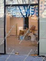 Входные стеклянные двери (группы), фото 1