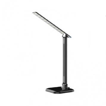 Настольная лампа RIGHT HAUSEN LED GLORY 9W черная