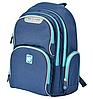 Рюкзак школьный ортопедический YES S-30 Juno Boys style, синий, фото 3