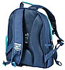 Рюкзак школьный ортопедический YES S-30 Juno Boys style, синий, фото 4