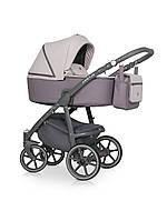 Детская универсальная коляска 2 в 1 Riko Marla 04 Dirty Pink, фото 1