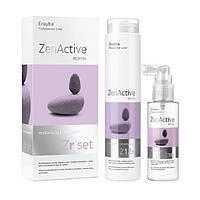 Набор против выпадения волос Erayba Zen Active Revital Zr Set (Шампунь 250 мл + лосьон 100 мл)
